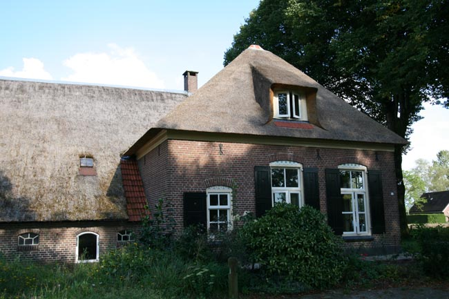 't Spyckerhuys, Bed & Breakfast Buitenoosten