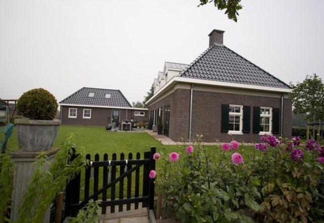 Woning te Broekland