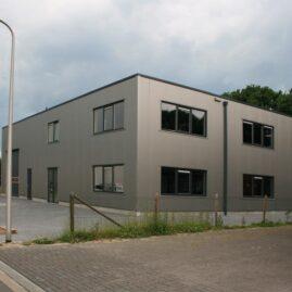 Bedrijfshal Luttenberg