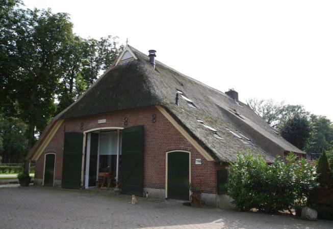 Restauratie woonboerderij