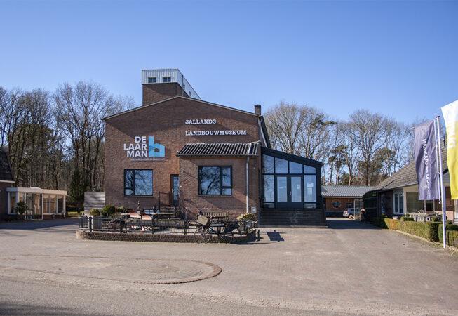 Museum De Laarman in Luttenberg