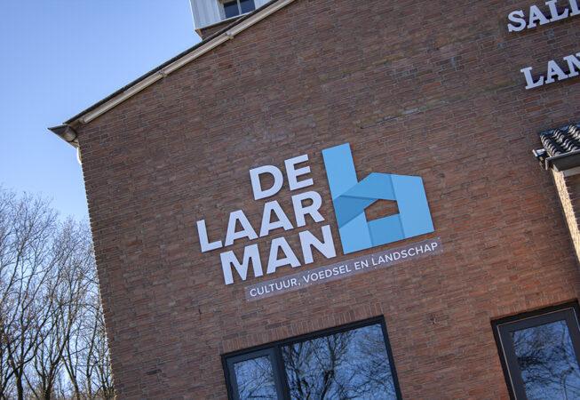 Logo De Laarman