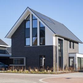 moderne vrijstaande woning